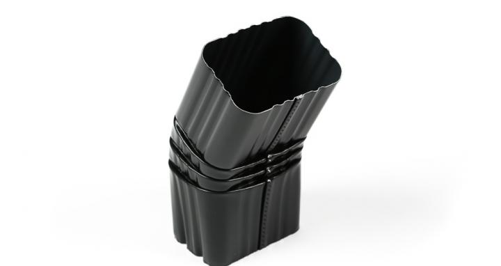 coude frontal page d tail produit araltec goutti re aluminium laqu 100 fran ais. Black Bedroom Furniture Sets. Home Design Ideas