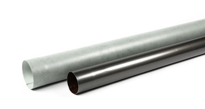 descente ronde page d tail produit araltec goutti re aluminium laqu 100 fran ais. Black Bedroom Furniture Sets. Home Design Ideas