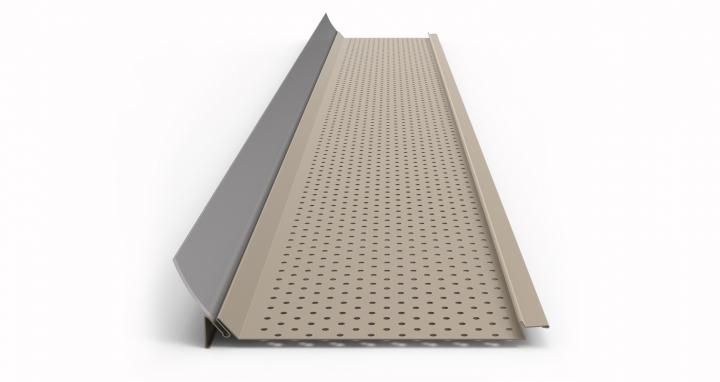 grille stop gutterclean page d tail produit araltec goutti re aluminium laqu 100 fran ais. Black Bedroom Furniture Sets. Home Design Ideas